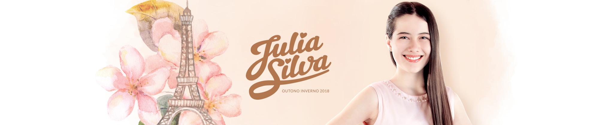 Outono / Inverno 2018 - Julia Silva