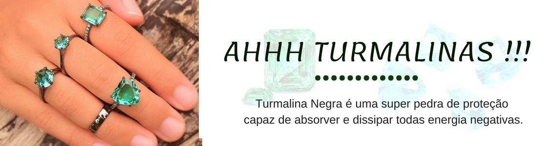 Ahhh turmalinas