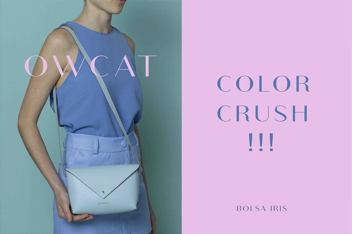 Bolsa 'Iris' Color Crush