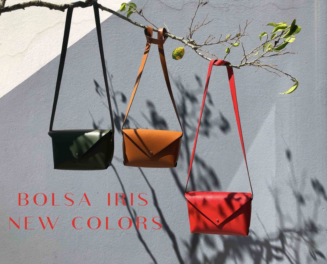 Bolsa 'Iris' New Colors
