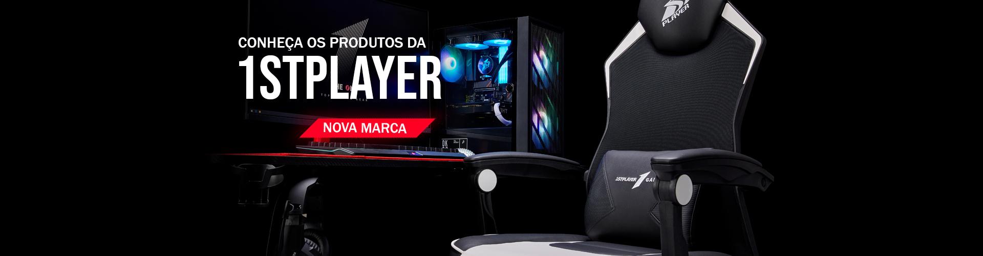 Nova Marca 1STPlayer