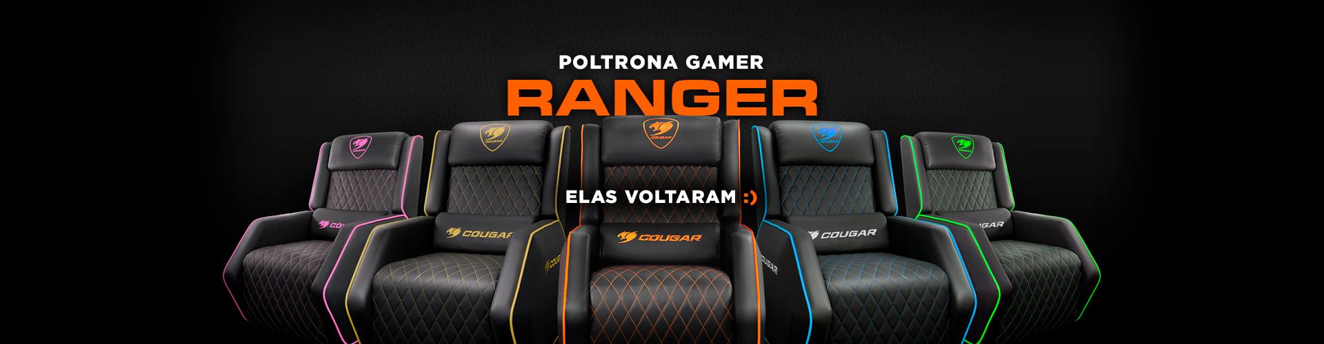 Poltrona Gamer Ranger