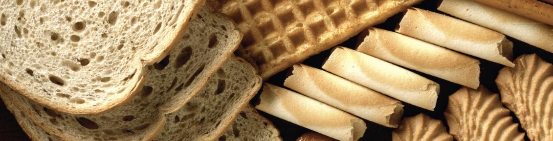 Biscoitos e pães