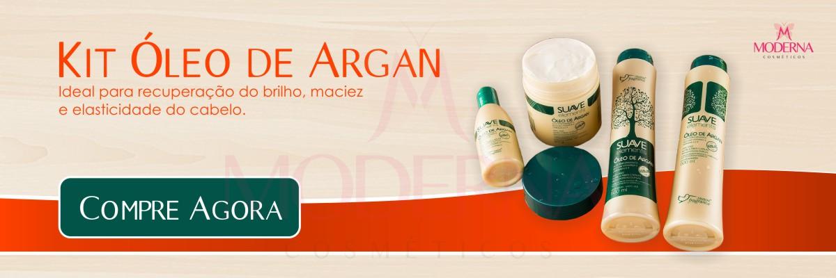 Kit Oleo de argan suave fragrance