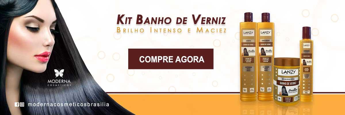 Kit Banho de Verniz