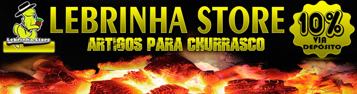 Lebrinha Store | Artigos para Churrasco