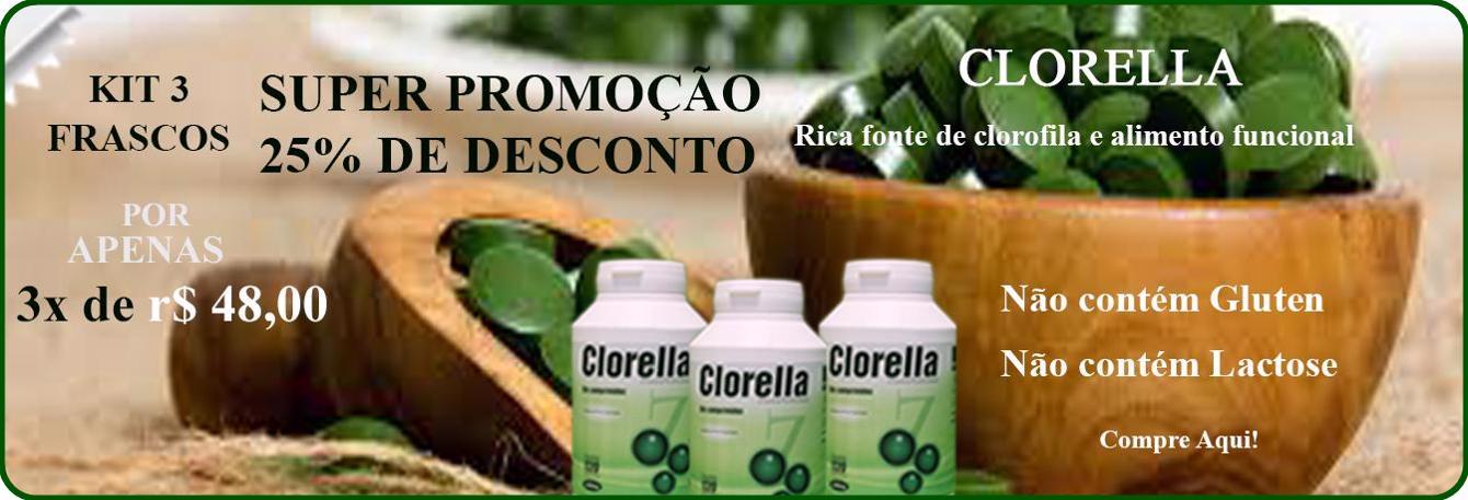 Fullbanner Clorella