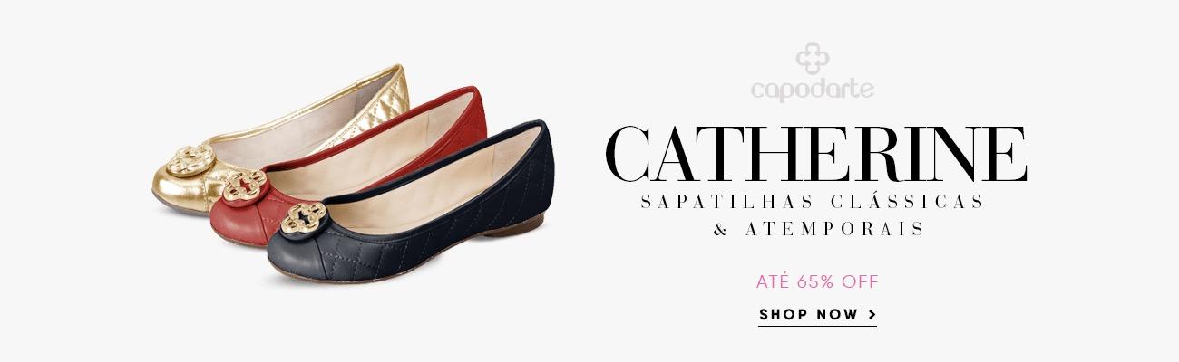 Sapatilhas Catherine Capodarte