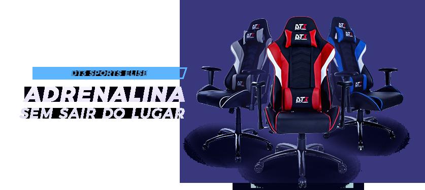 Jun/2019 | Cadeira DT3 Sports