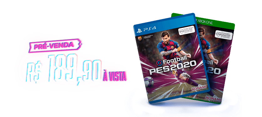 Ago/2019   Pré-Venda FIFA 20