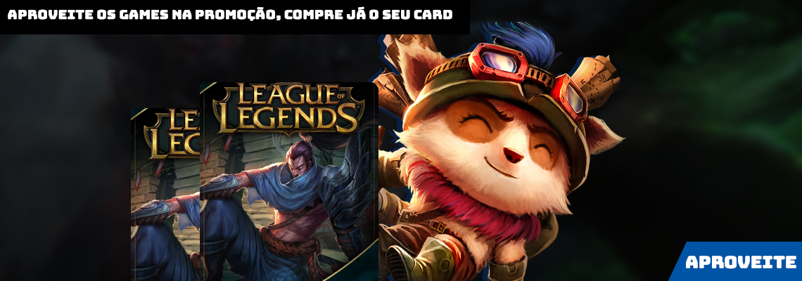 League of legends - RP