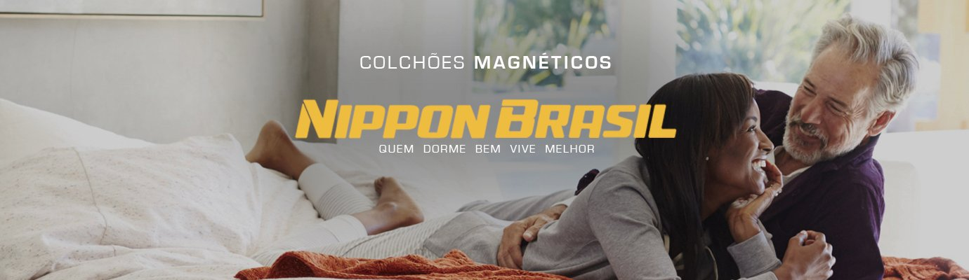 Full Banner Colchao Magnético NipponBrasil