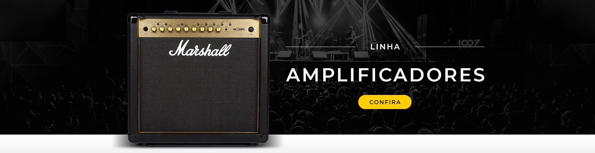 Amplificadores para todo tipo de Instrumento, aproveite e adquira o seu!