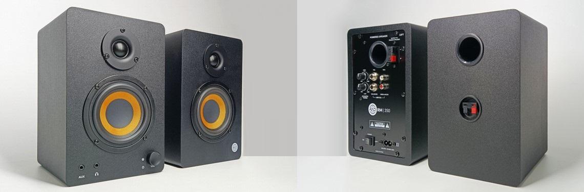 Monitor de Áudio RAD RM   350