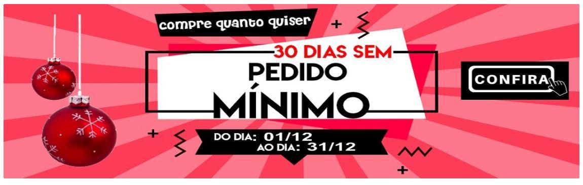 Banner Pedido Minimo