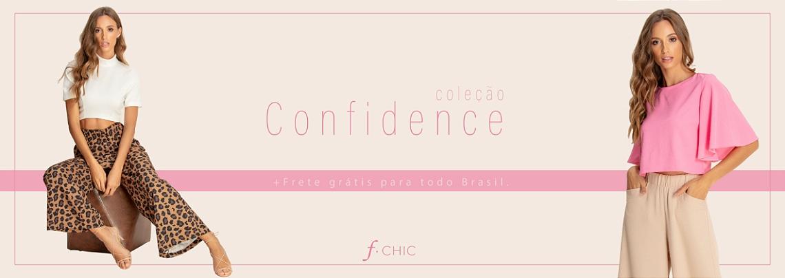 Coleção Confidence | F.Chic