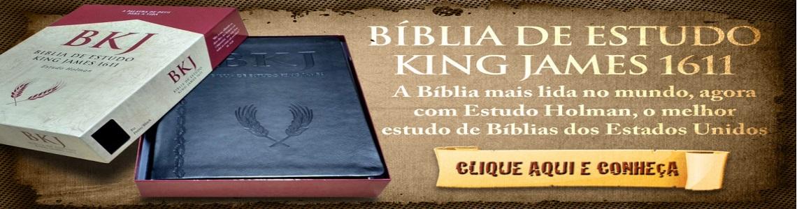 kING JAMES DE ESTUDO 1611