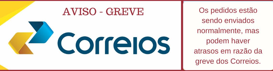 GREVE CORREIOS