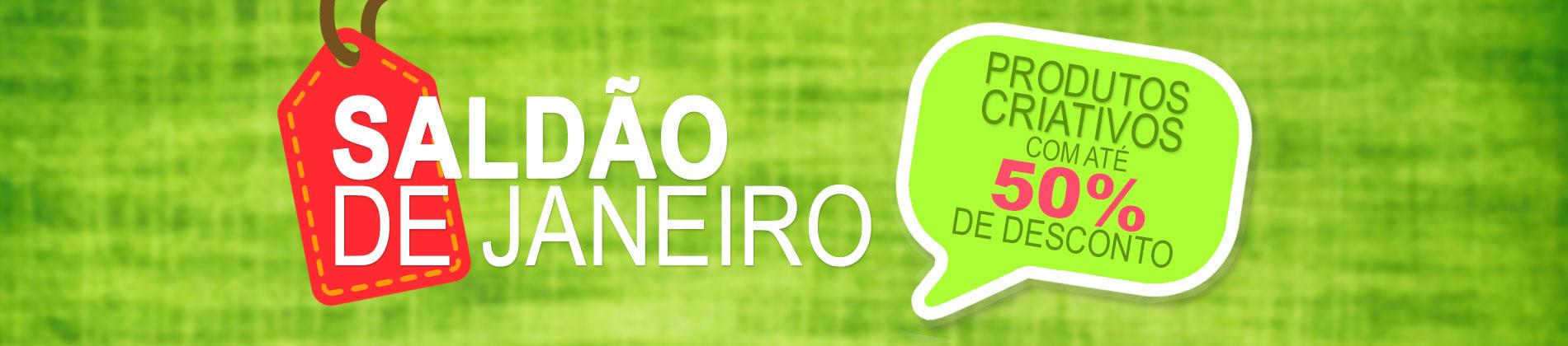 MEGA SALDÃO JANEIRO 2019