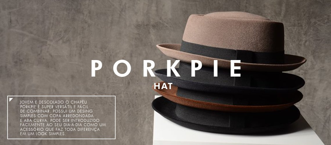 porkpie hats