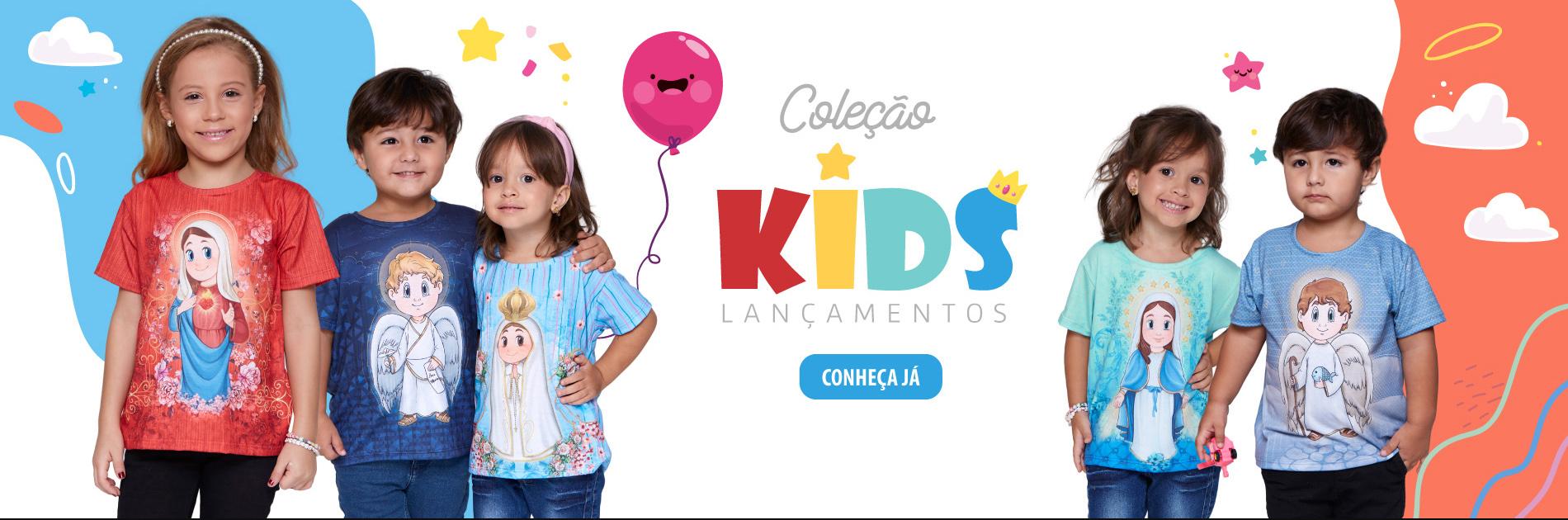 Kids Lançamento