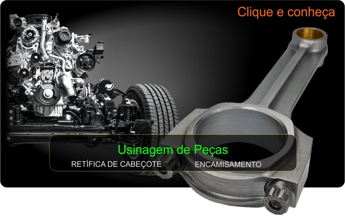 Rw Motores Retífica de Motores Usinagem