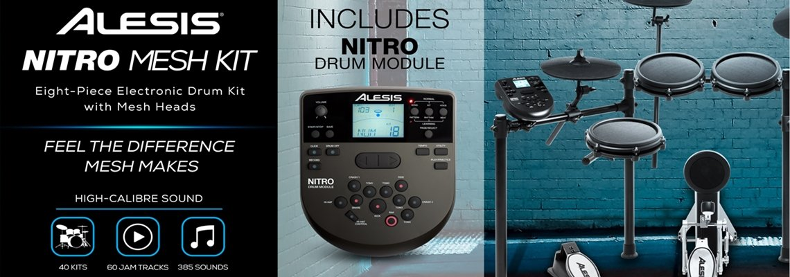 Alesis Nitro Mesh Kit