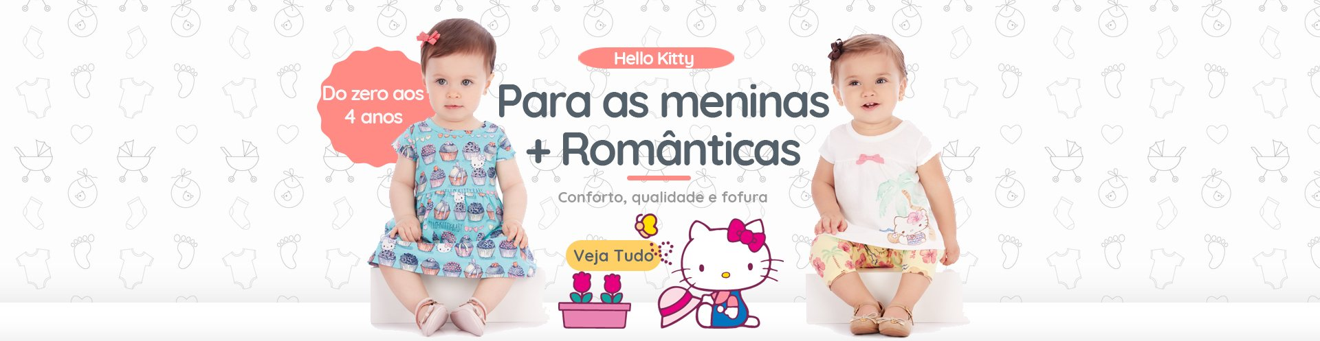 Banner Hello Kitty