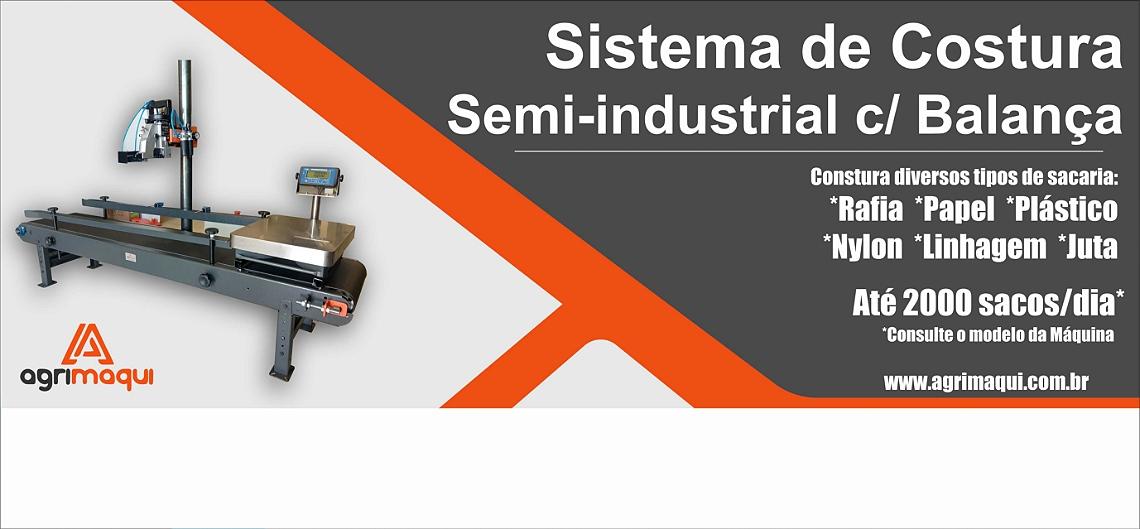 Sistema de costura Semi-industrial