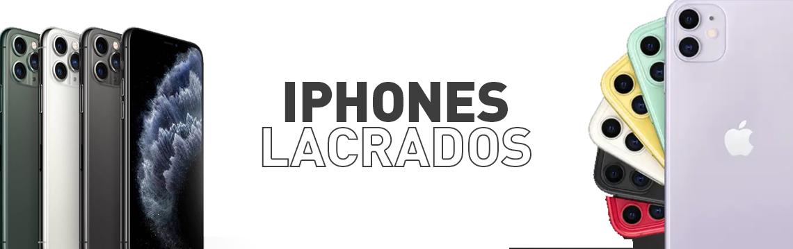 Iphones lacrados