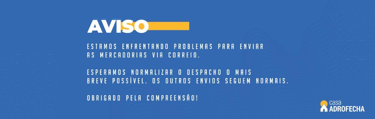 ENVIO CORREIOS PROBLEMAS