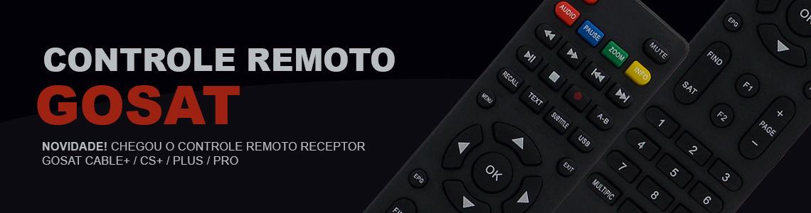 Controle Remoto Gosat