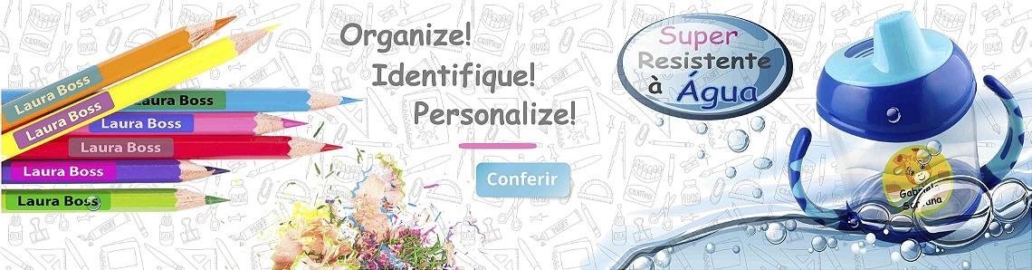 Etiquetas escolares personalizadas 2
