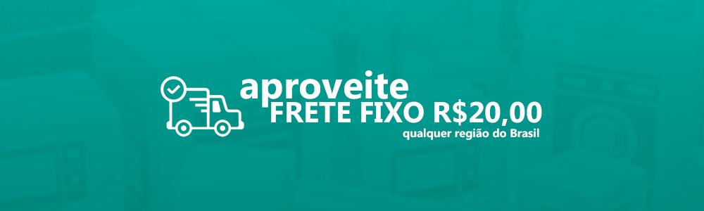 FRETE FIXO R$20,00