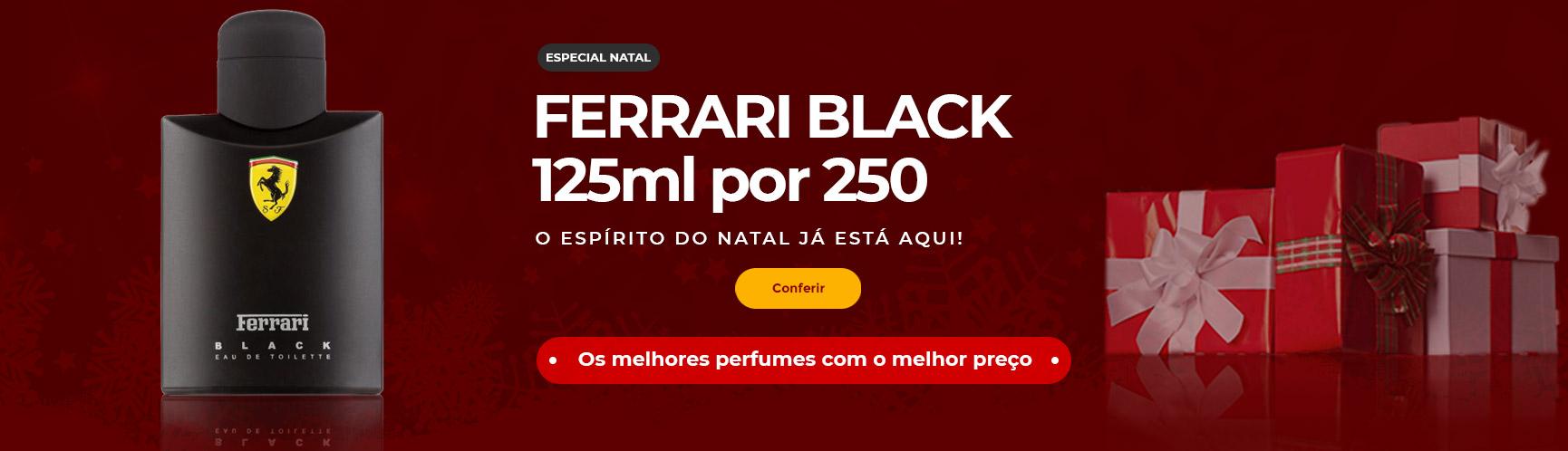FERRARI BLACK