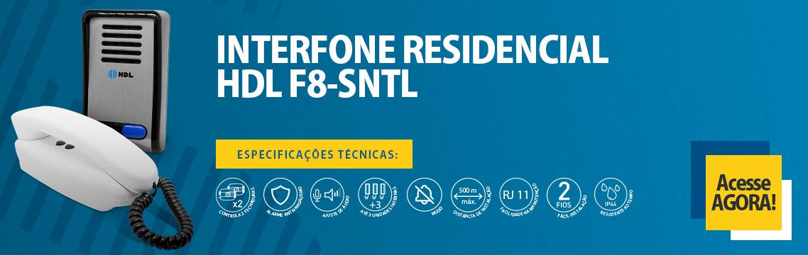 HDL F8 SNTL