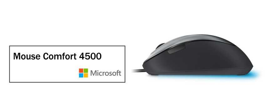 Mouse Microsoft Comfort 4500 3