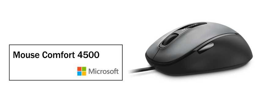 Mouse Microsoft Comfort 4500 1