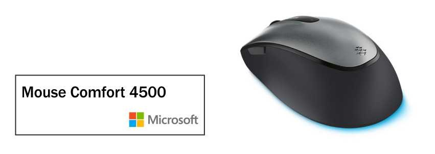 Mouse Microsoft Comfort 4500 2