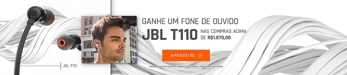 Promoção Fone JBL Outubro