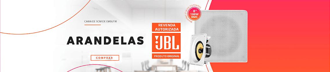 Novas Arandelas JBL