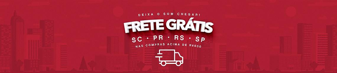 Frete Grátis - Ago18
