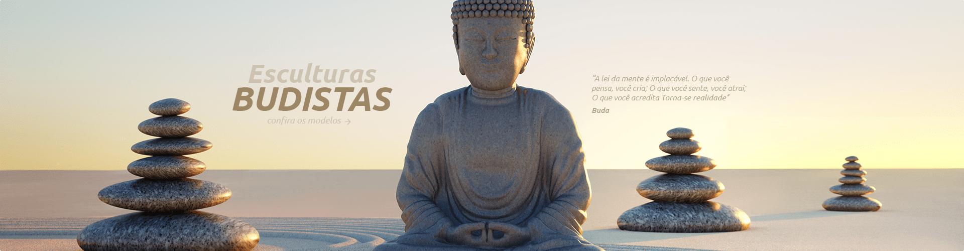Estatuetas Budistas