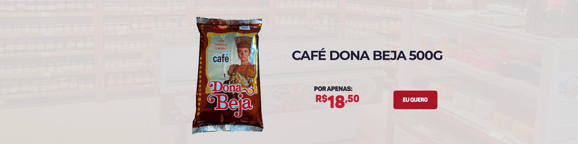 Café dona Beja banner