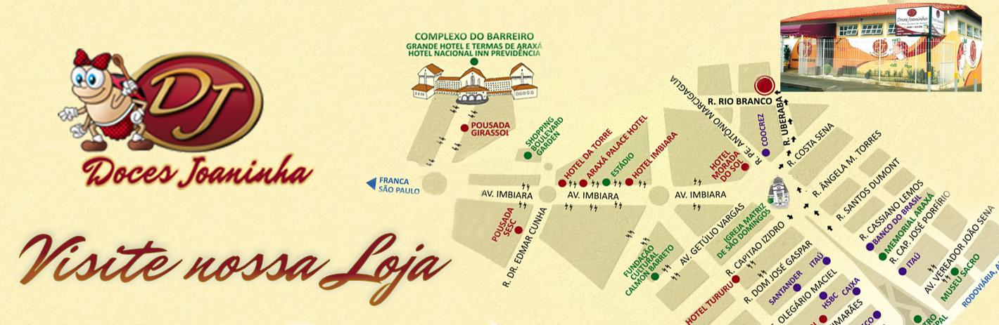 Mapa localizacao