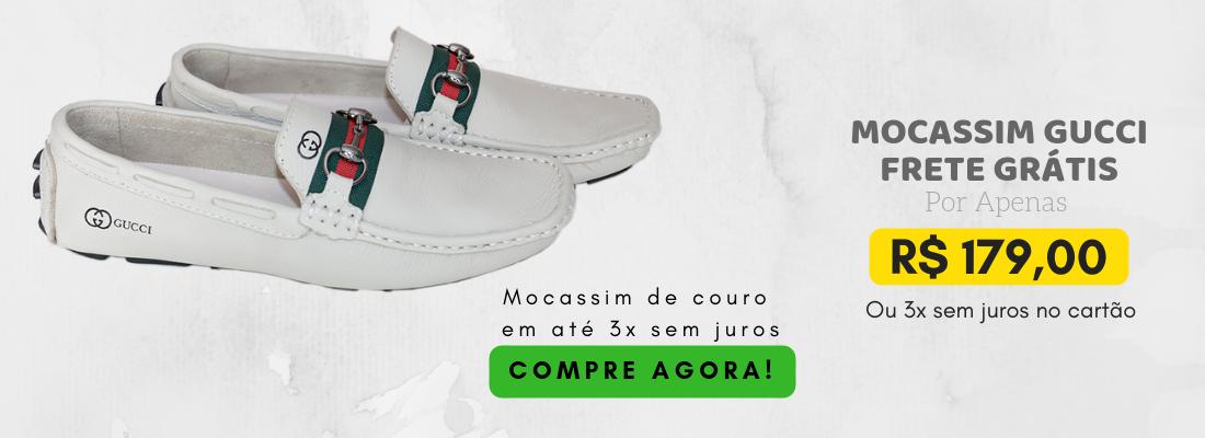 Mocassim Gucci