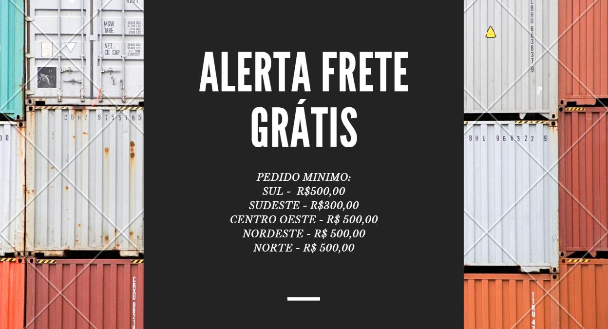 ALERTA FRETE GRÁTIS
