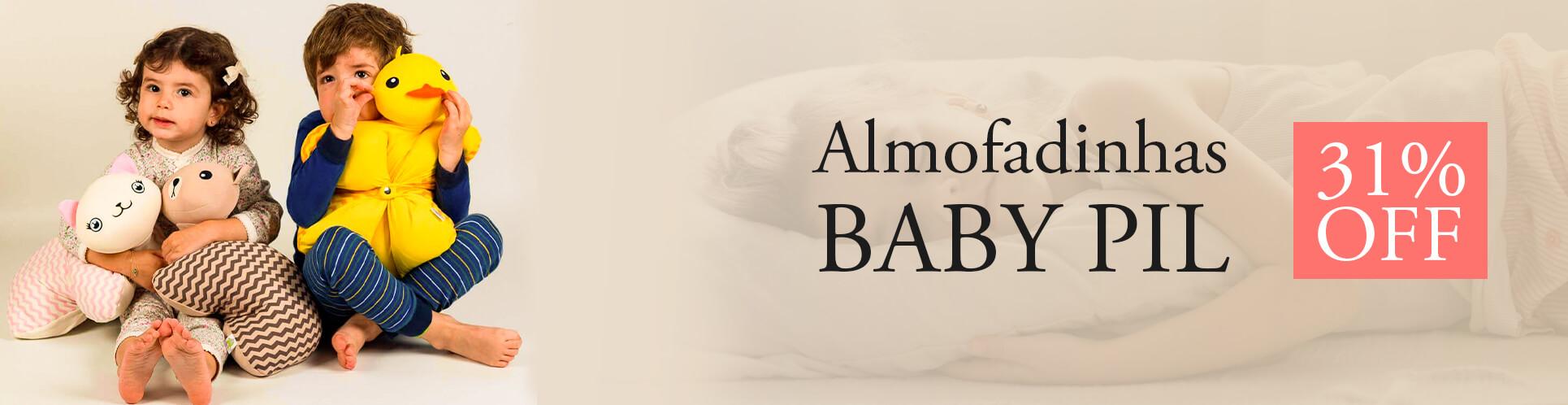 Almofada Baby Pill