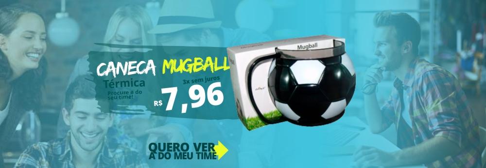 Caneca Mugball