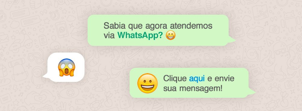 Atendemos Whatsapp